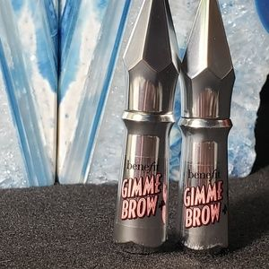 Benefit Gimme Brow+ Color 2 Warm Golden Blond Mini